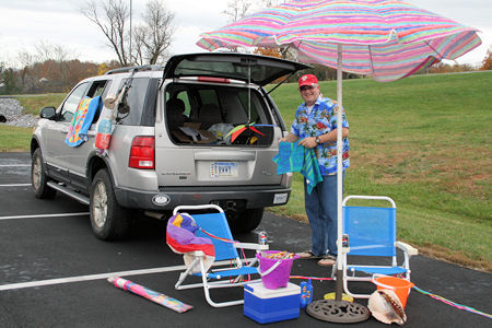 : trunk r treat decorating ideas - www.pureclipart.com